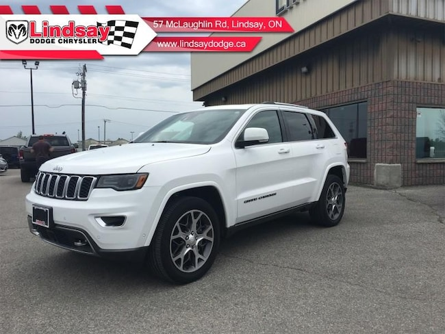 2018 Jeep Grand Cherokee Limited - Leather Seats - $295.26 B/W SUV