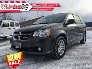 2020 Dodge Grand Caravan Premium Plus - Radio: 430N Van