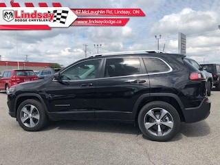 2019 Jeep Cherokee Limited ** Demo Vehicle ** Low KMS - Call Today! SUV