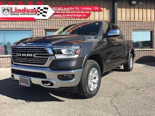 2020 Ram 1500 Laramie - Navigation -  Uconnect Crew Cab