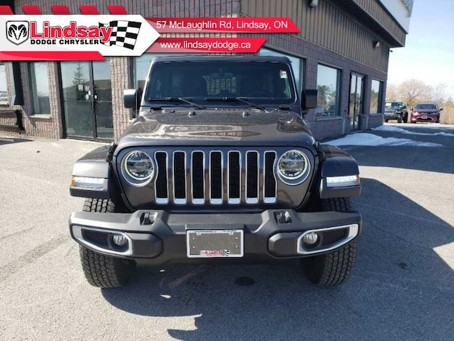 2019 Jeep Wrangler Unlimited Sahara ** Demo Vehicle ** Save $$ Low KMS! Call To SUV