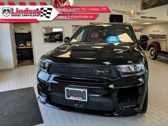 2018 Dodge Durango SRT Premium Performance Pkge SUV