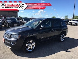 2014 Jeep Compass Limited - Sunroof -  Leather Seats SUV