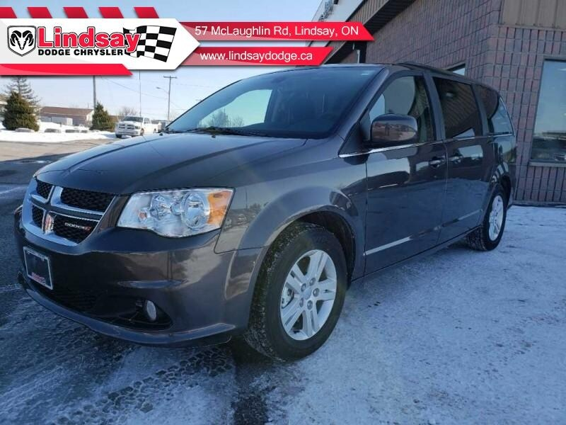 2019 Dodge Grand Caravan Crew - 430 Radio - $208.93 B/W Van