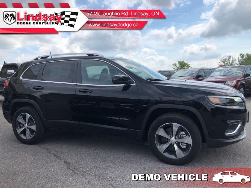 2019 Jeep Cherokee Limited ** Demo Vehicle ** Low KMS - Call Today! VUS