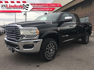 2019 Ram New 2500 Longhorn - Navigation -  Uconnect Crew Cab