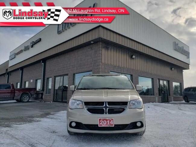 2014 Dodge Grand Caravan 4DR WGN Crew - Aluminum Wheels - $178.16 B/W Van