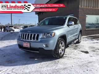 2013 Jeep Grand Cherokee Overland - Sunroof -  Navigation - $276.18 B/W SUV