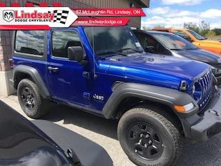 2019 Jeep Wrangler Sport -  Uconnect - $232.72 B/W SUV