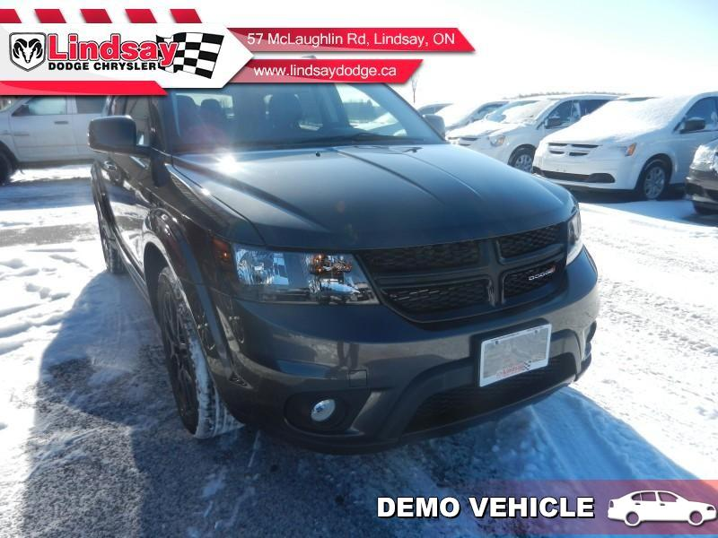 2018 Dodge Journey SXT AWD  w/ navigation SUV