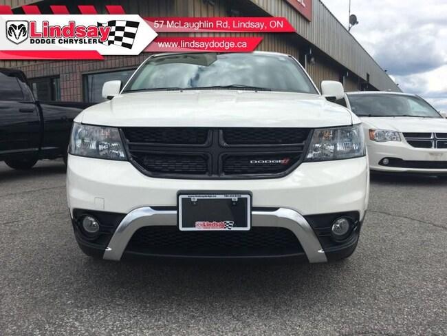 2019 Dodge Journey Crossroad - Navigation -  Uconnect - $252.23 B/W SUV