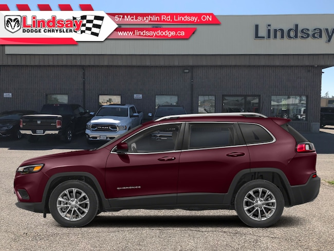 2019 Jeep Cherokee North - Heated Seats SUV