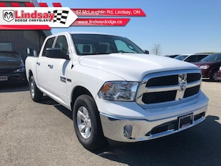 2018 Ram 1500 SLT ** Demo Vehicle ** - Low Kms Crew Cab