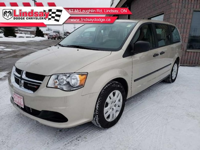 2015 Dodge Grand Caravan CVP Pkge  Van