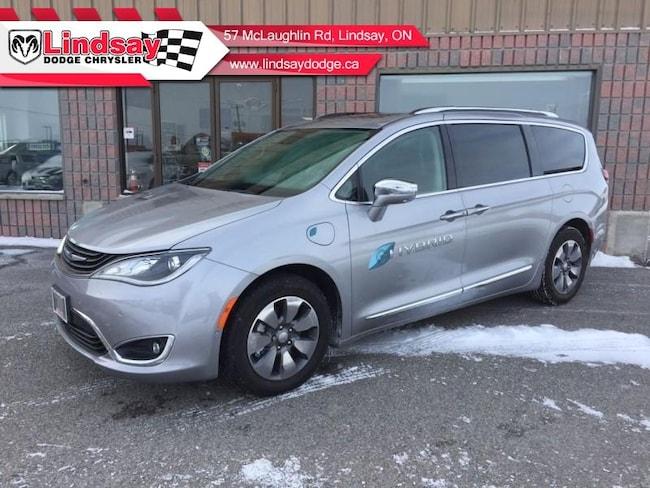 2018 Chrysler Pacifica Hybrid Limited - Navigation - $364.37 B/W Van