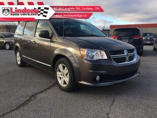2019 Dodge Grand Caravan Crew Plus - Leather Seats Van
