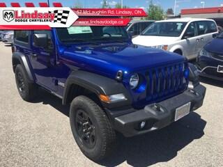 2019 Jeep Wrangler Sport -  Uconnect SUV