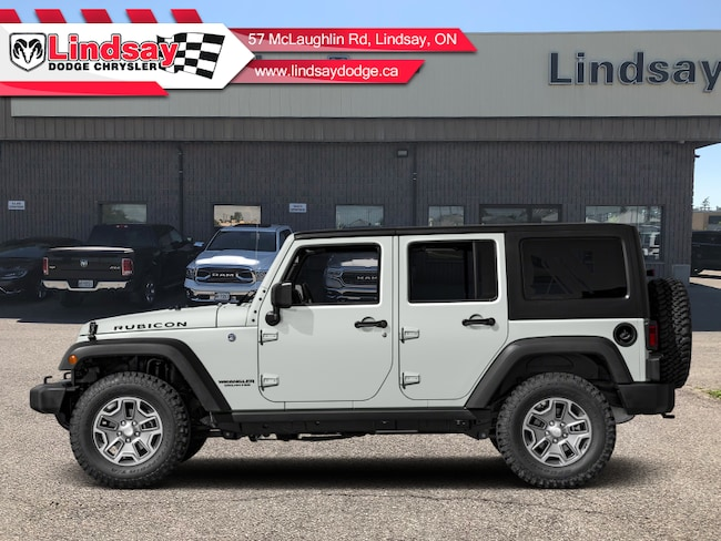 2016 Jeep Wrangler Unlimited Rubicon - Cruise Control - $289.48 B/W SUV