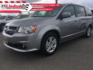 2019 Dodge Grand Caravan Crew Plus - Leather Seats - $224.35 B/W Van