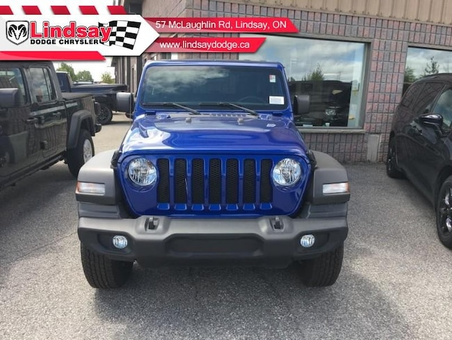 2019 Jeep Wrangler Sport -  Uconnect - $230.09 B/W SUV