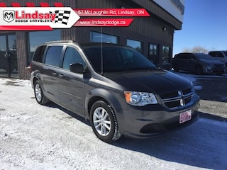 2017 Dodge Grand Caravan SE Plus - $187.75 B/W Van