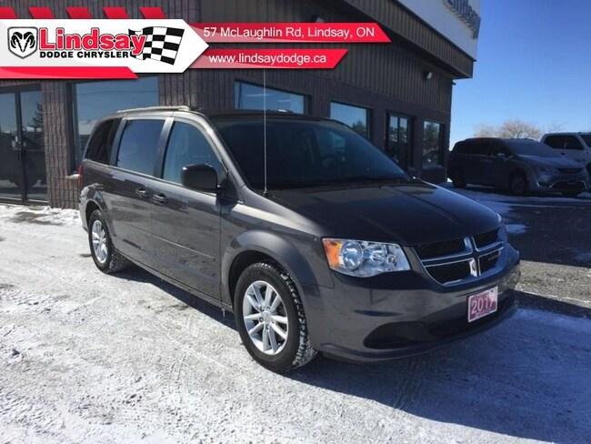 2017 Dodge Grand Caravan SE Plus - $187.75 B/W Van
