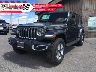2019 Jeep Wrangler Unlimited Sahara - Navigation - $333.66 B/W SUV
