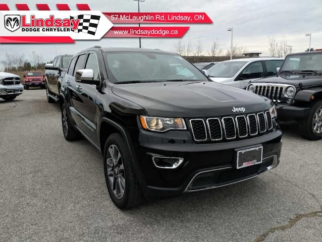 2018 Jeep Grand Cherokee Limited - Leather Seats - $288.98 B/W SUV
