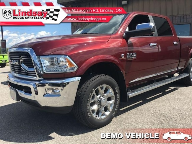 2018 Ram 2500 Limited ** Demo Vehicle ** Only 12,252 kms Crew Cab