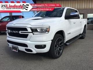 2020 Dodge All-New 1500 Laramie - Navigation -  Uconnect Crew Cab