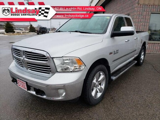 2015 Ram 1500 BIG Horn - Bluetooth -  Siriusxm - $221.47 B/W Quad Cab