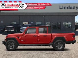 2020 Jeep Gladiator Overland - Navigation -  Uconnect Regular Cab