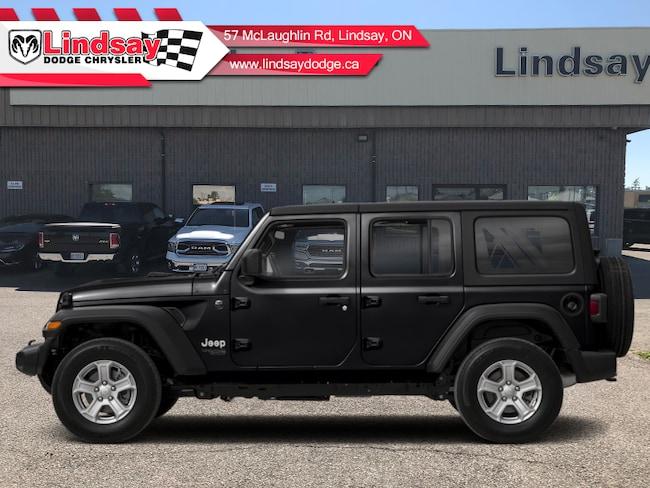 2019 Jeep Wrangler Unlimited Rubicon - Navigation - $287.08 B/W SUV