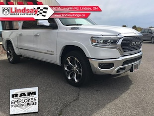 2020 Ram 1500 Limited - Leather Seats -  Cooled Seats Crew Cab