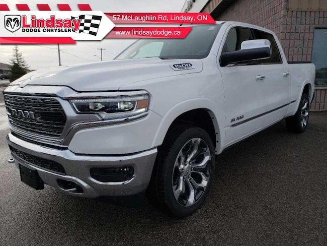 2019 Ram 1500 Limited - Leather Seats -  Cooled Seats - $438.27 Crew Cab