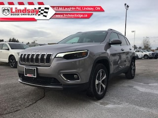 2020 Jeep Cherokee Limited - Leather Seats -  Cooled Seats SUV
