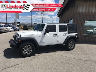 2016 Jeep Wrangler Unlimited Rubicon Navigation, Heated Front Seats! SUV