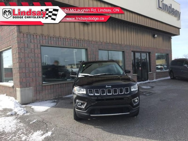 2017 Jeep Compass Limited - Leather Seats -  Bluetooth - $222.15 B/W SUV