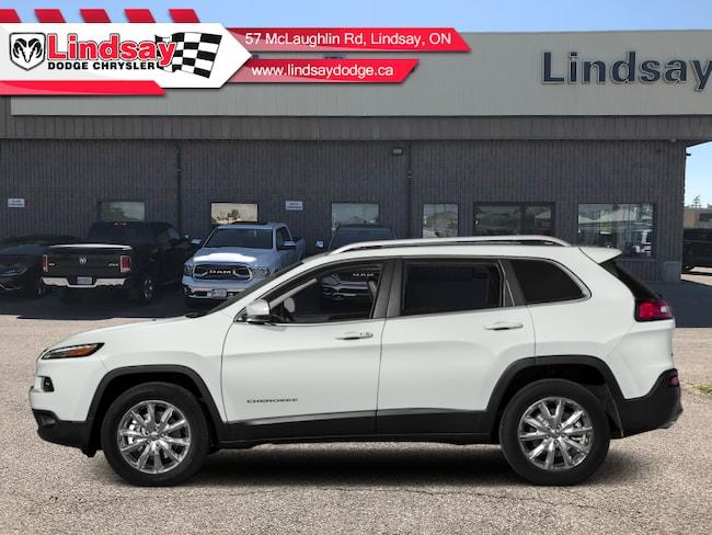 2016 Jeep Cherokee Limited - Leather Seats -  Bluetooth SUV
