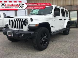 2020 Jeep Wrangler Unlimited Sahara Altitude SUV