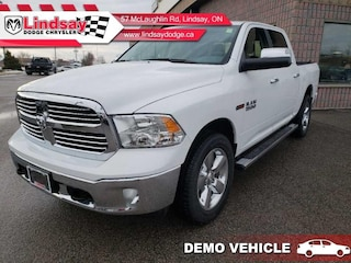 2018 Ram 1500 Big Horn ** Demo Vehicle ** Save $$ - Low KMS - Ca Crew Cab