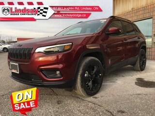 2020 Jeep Cherokee Altitude - Navigation -  Uconnect SUV