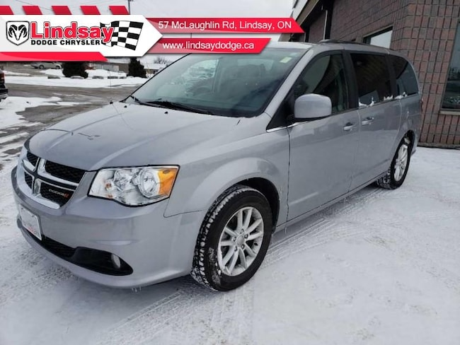 2018 Dodge Grand Caravan SXT - Aluminum Wheels - $201.02 B/W Van