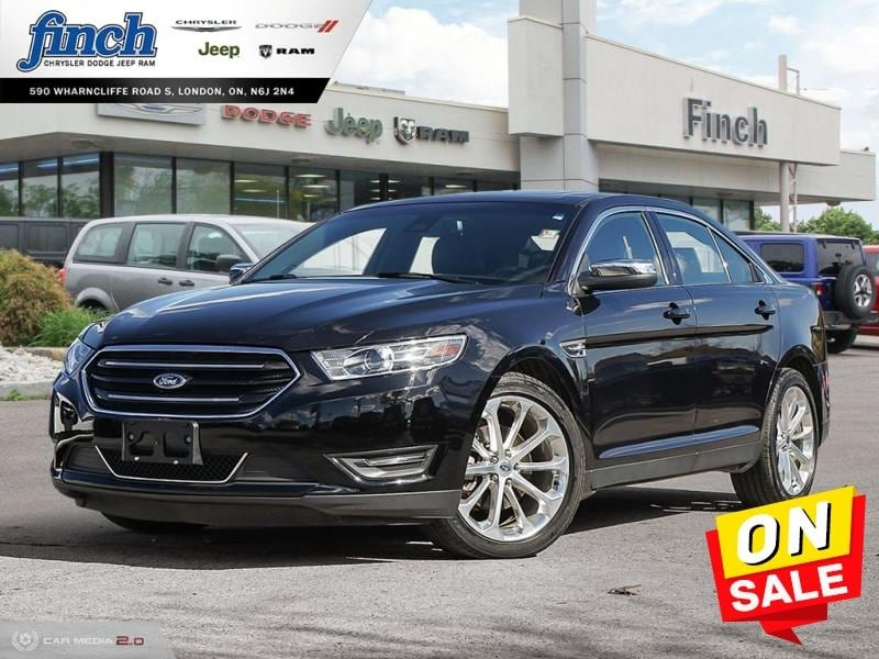Featured Used 2019 Ford Taurus Limited AWD - Navigation -  Sunroof Sedan for sale near you in London, ON