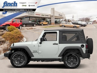 2016 Jeep Wrangler Sport - Cruise Control -  Removable Top SUV