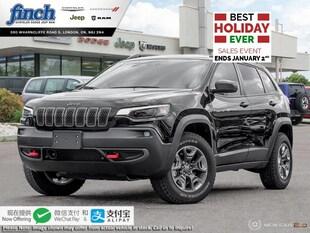 2020 Jeep Cherokee Trailhawk - $260 B/W SUV 1C4PJMBX5LD562289