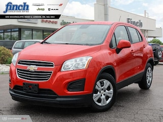 Used 2016 Chevrolet Trax LS - Bluetooth - $84 B/W SUV for Sale near you in London, ON
