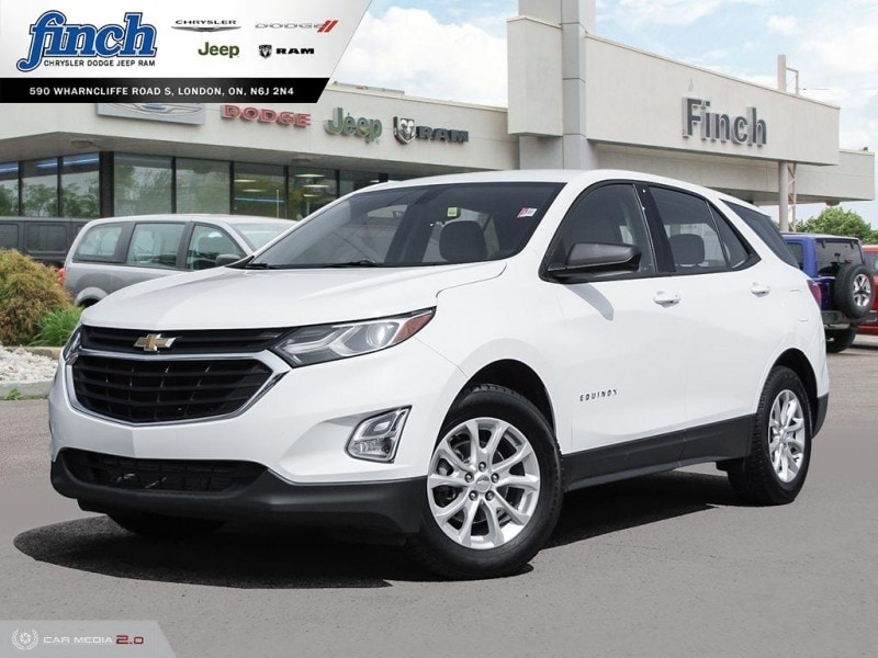 Featured Used 2018 Chevrolet Equinox LS - Bluetooth -  Heated Seats - $146 B/W SUV for sale near you in London, ON