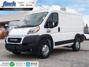 2020 Ram ProMaster 1500 Base Van Cargo Van 3C6TRVNG9LE122848