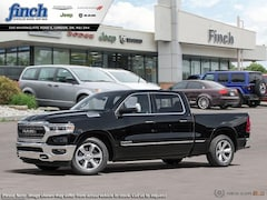 2019 Ram All-New 1500 Limited - Navigation -  Leather Seats - $443.26 B/ Truck Crew Cab